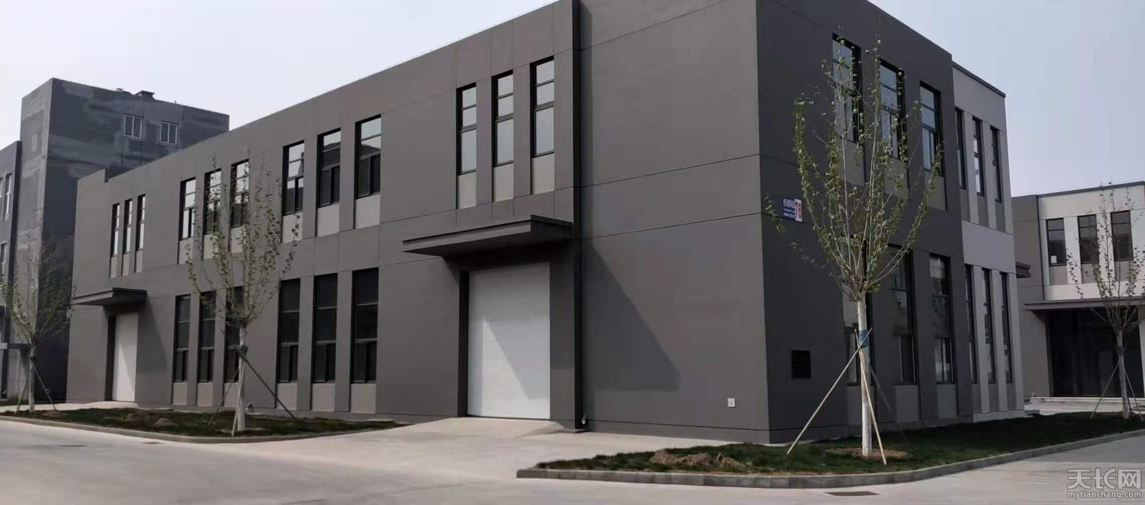 天长经济开发区经五路现有标准化厂房两栋对外出租