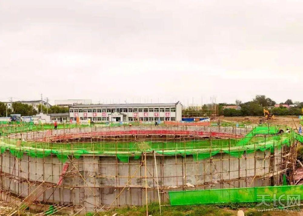 总投资1.65亿!天长这里将建东市区污水处理厂