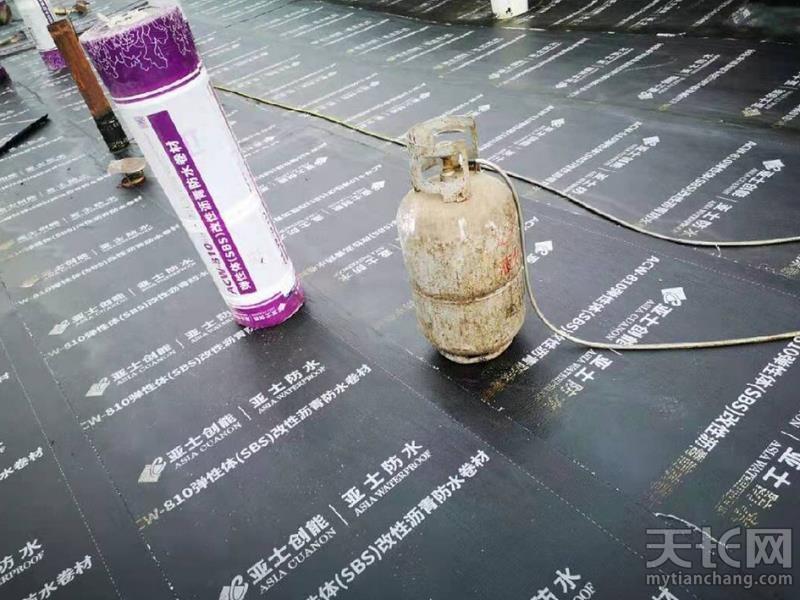 天长金牛 防水  防腐工程部